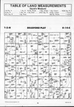 Bradford T2N-R14E, Rock County 1990 Published by Farm and Home Publishers, LTD
